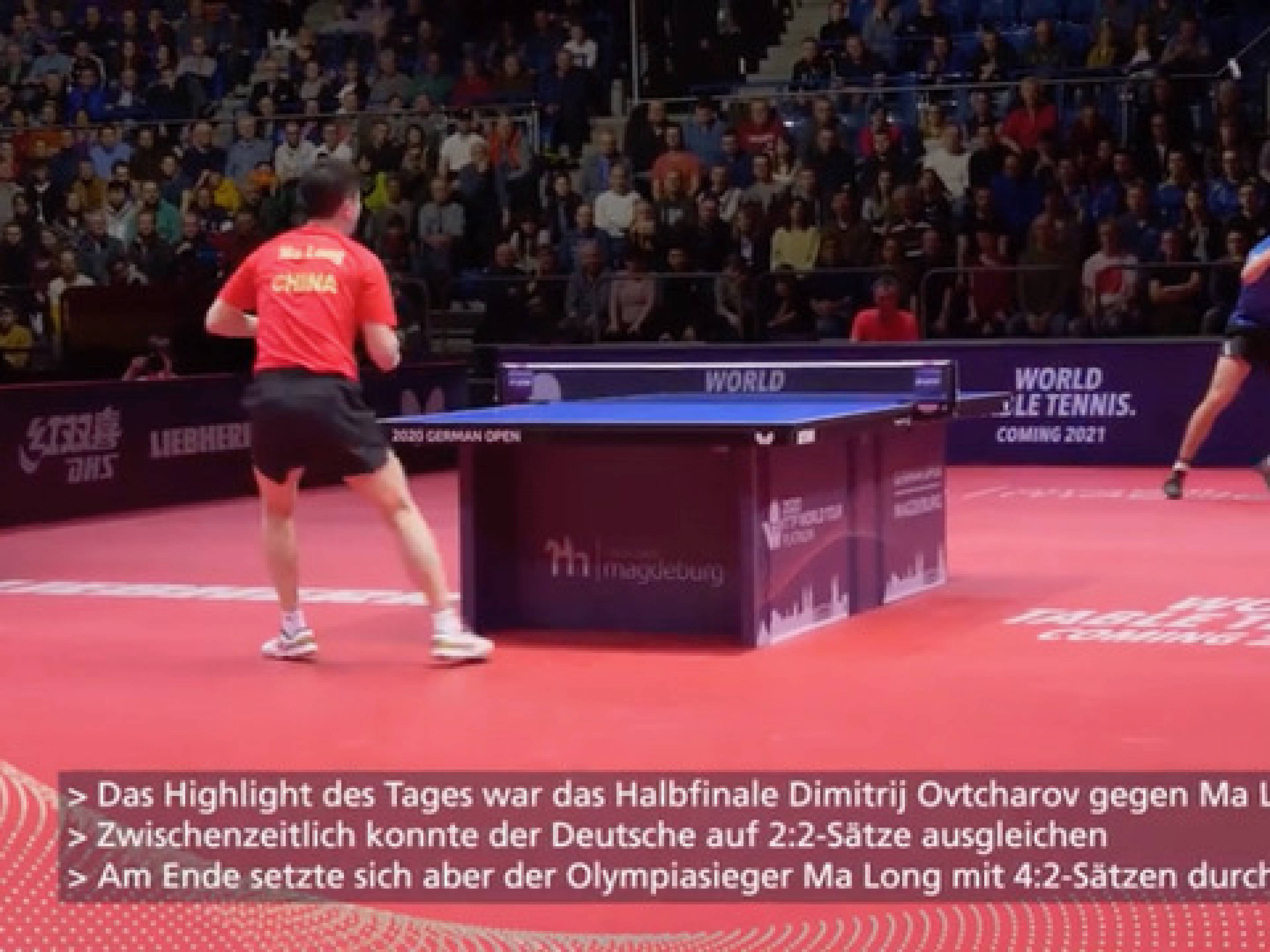 German Open 2020 in Magdeburg